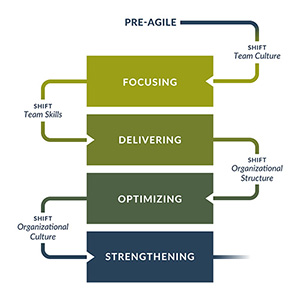 agile fluency square small