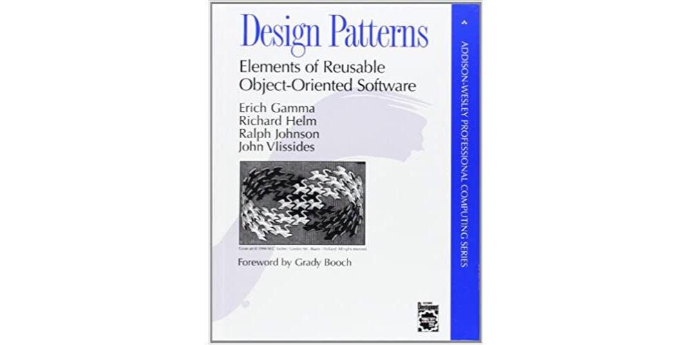 Umschlag Buch Design patterns